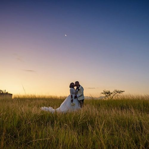 Traditional Zulu Wedding creative shoot under the stars by Ocean Driven Media