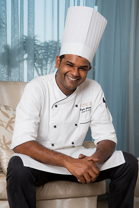 Chef photography