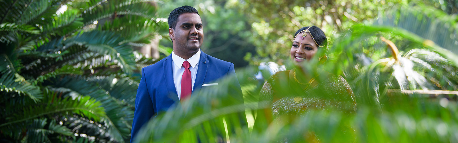 Indian wedding at MTSS Hall with Jerris and Riasha