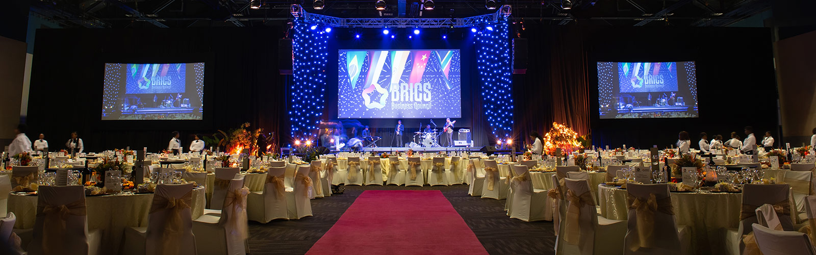 BRICS Business Council Annual Meeting 2018 at the Durban ICC