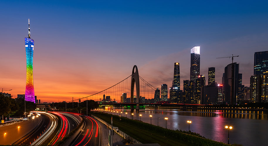 Travel Sunset Photography China