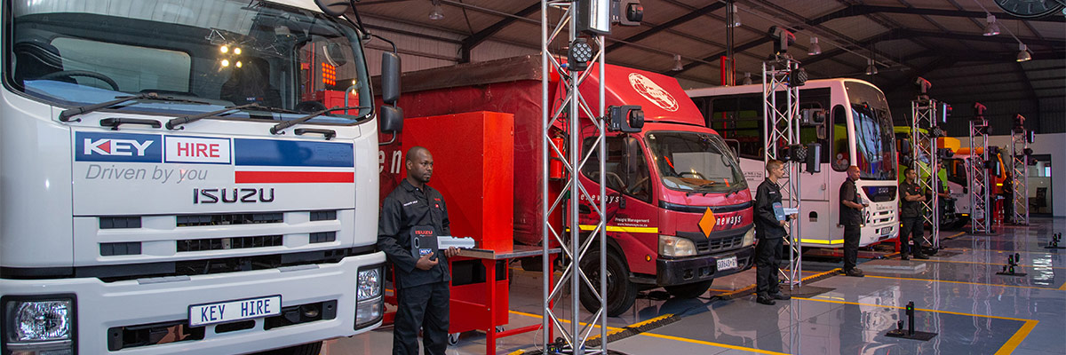 Key Durban Truck Centre Launch 2018